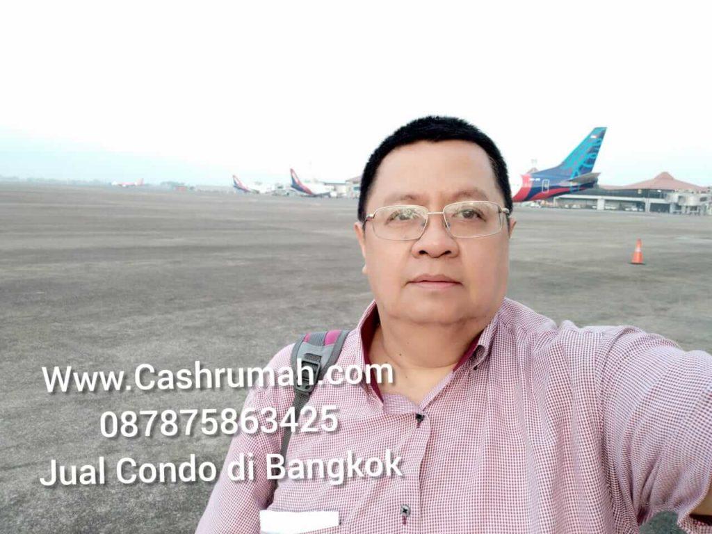 Jual Condo  Bangkok HakMilik di Sudirman Cashrumah 087875863425