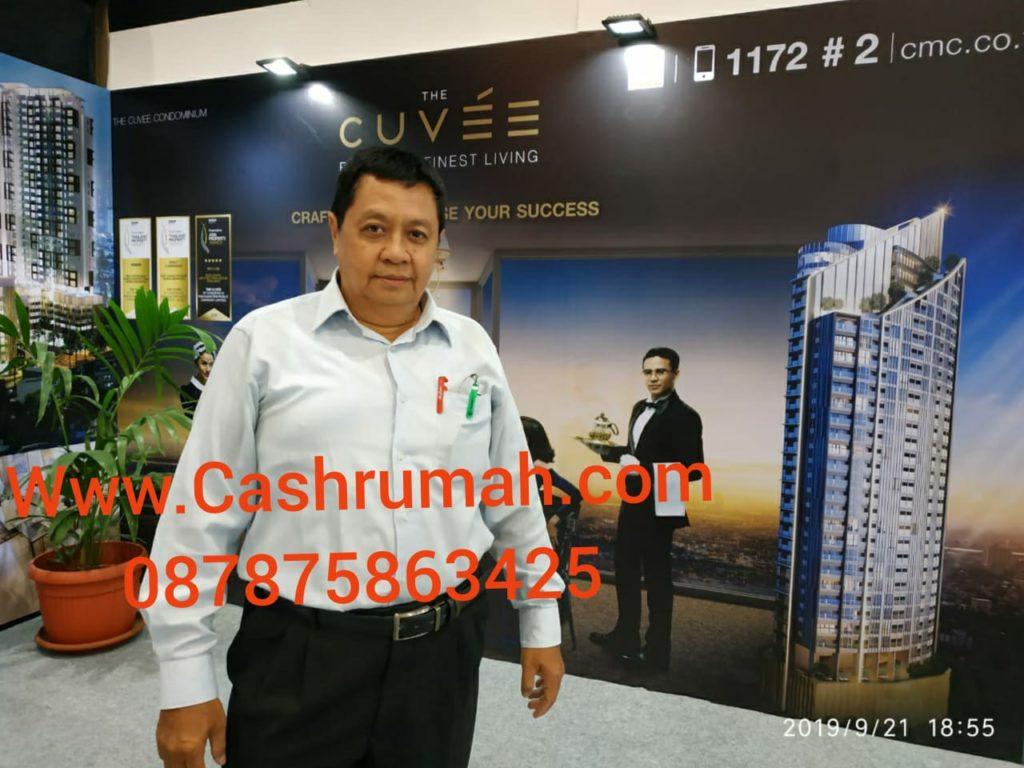 Jual Condo Bangkok Hak Milik  Citra Cashrumah 087875863425