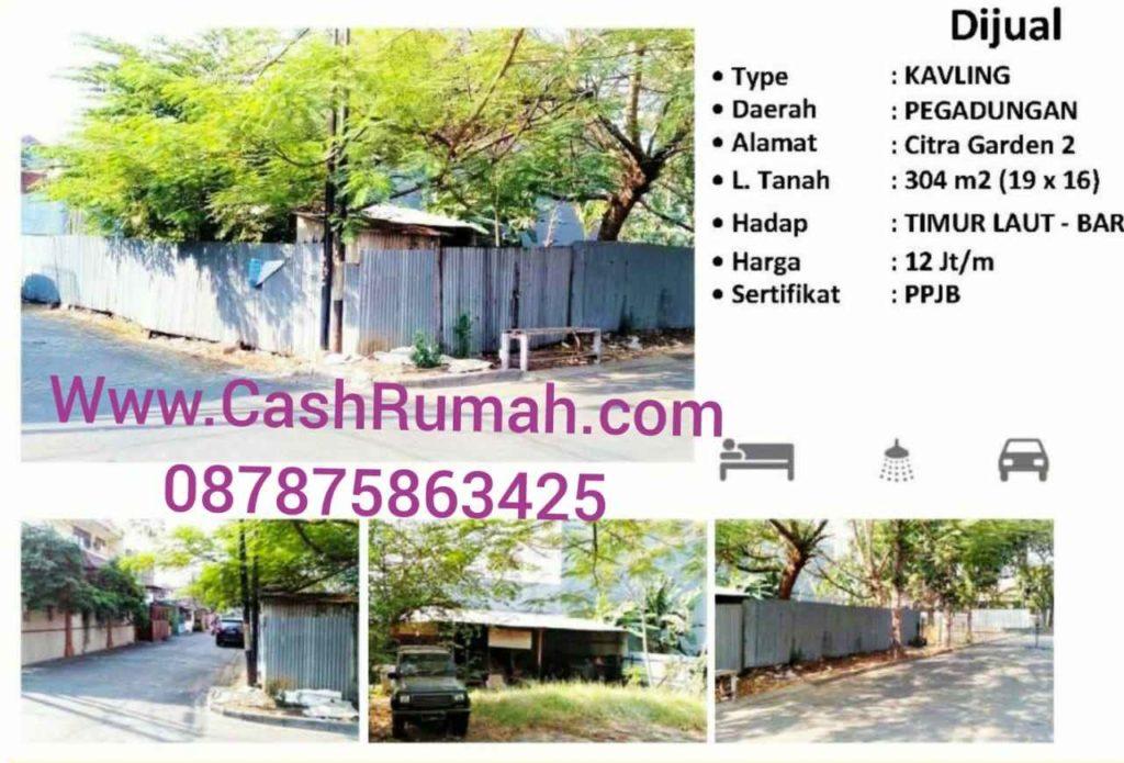 Jual Kavling Citra 2 Di Sudirman Jakarta CashRumah 087875863425