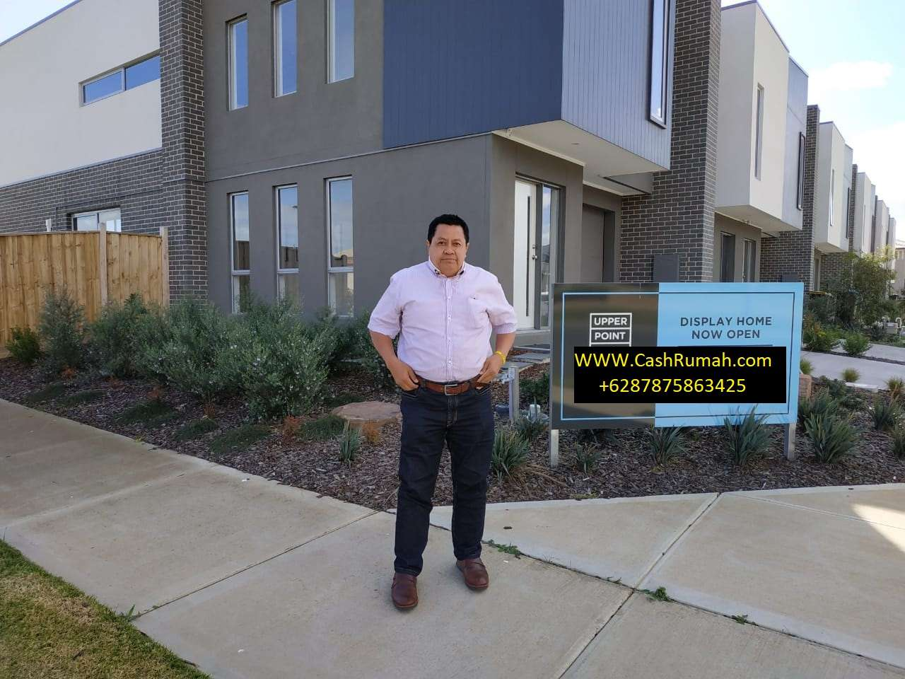 Jual Rumah Baru Melbourne Australia CashRumah 087875863425
