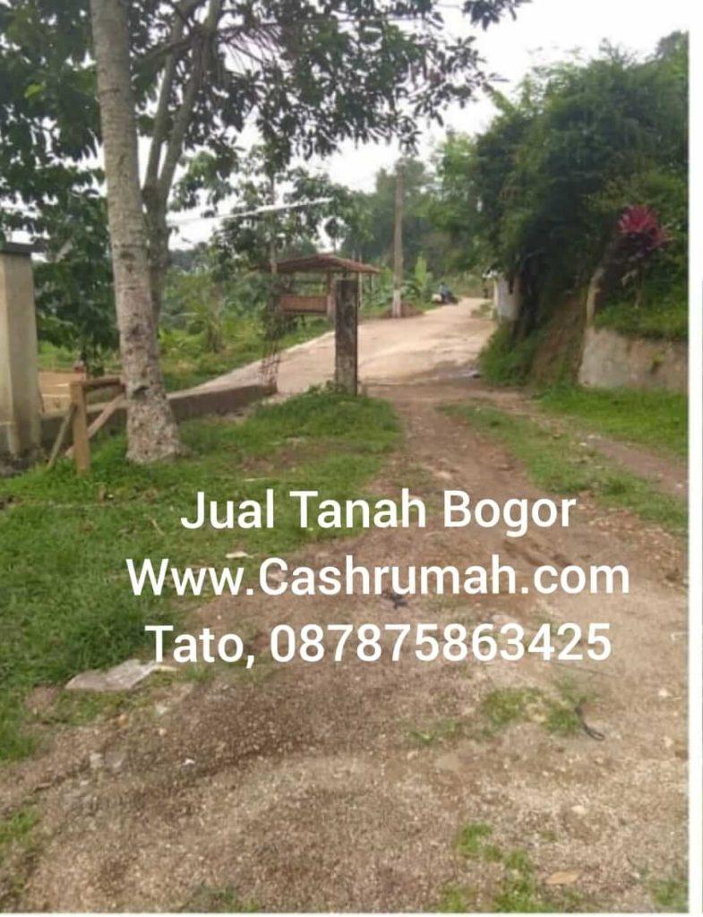 Jual Kavling Bogor 8000m  di Jakarta Cashrumah 087875863425