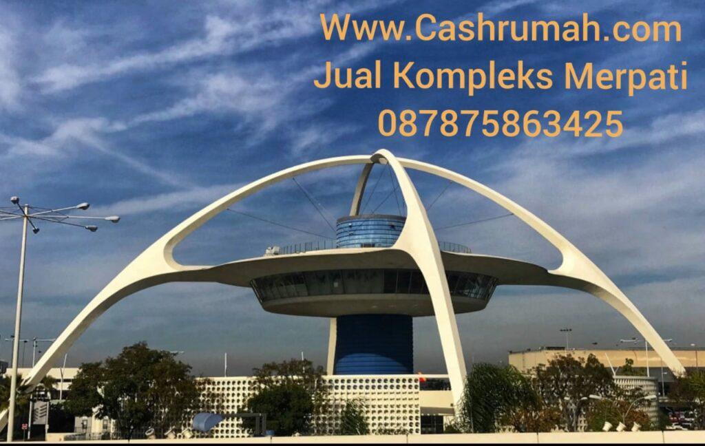 Jual Rumah Kompleks Merpati Murah Baru SHM di LAX 087875863425