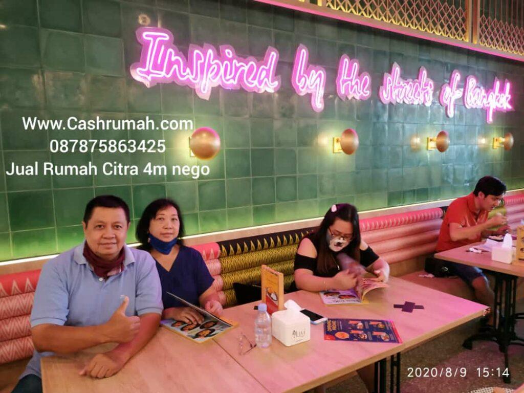 Jual Rumah Citra 3 bagus 4m di Green Sedayu Mall 087875863425