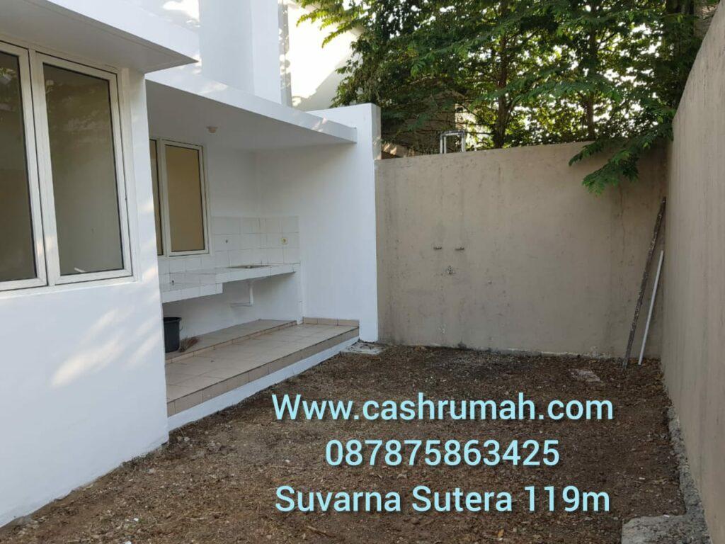 Jual Suvarna Sutera Fedora 119m di Sudirman Cashrumah 087875863425