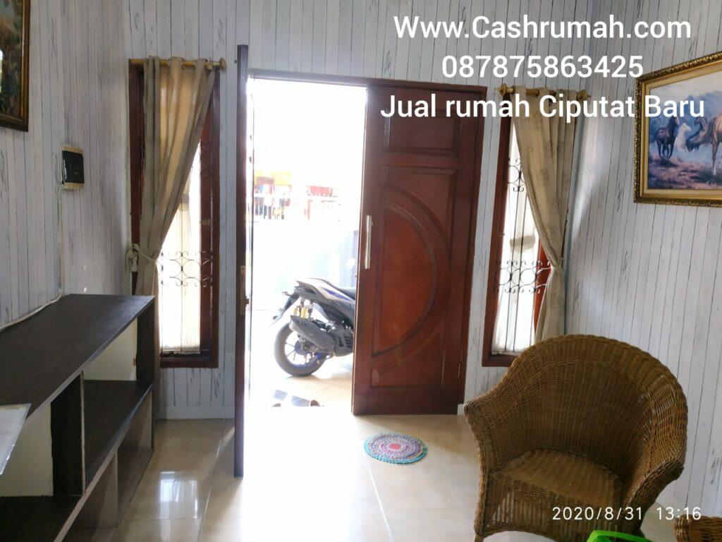 Jual Rumah Murah Ciputat Baru bagus Hak Milik Di Jakrata 087875863425