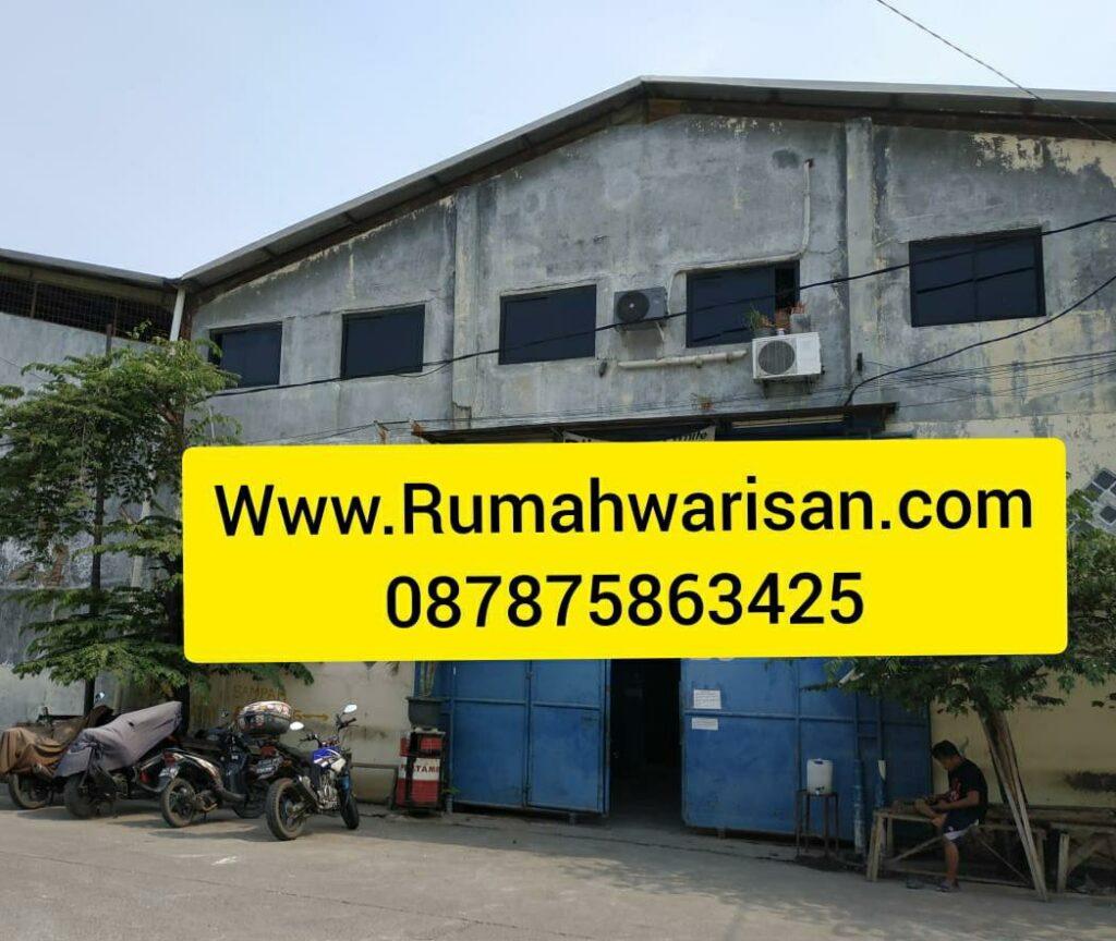 Jual Gudang 99 Salembaran Kosambi Shm rumahwarisan 087875863425