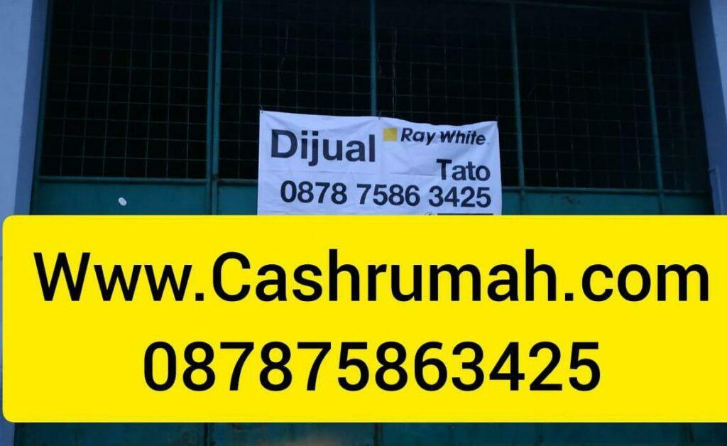 Gudang 8 4.5 Miliar Dadap dijual di Kalideres Cashrumah 087875863425