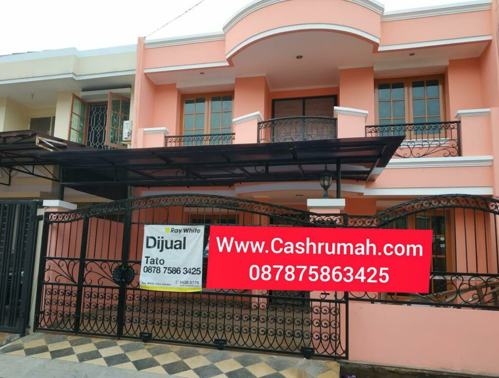 Jual Rumah Dmb Murah 2 lt Kalideres Jakarta Cashrumah 087875863425