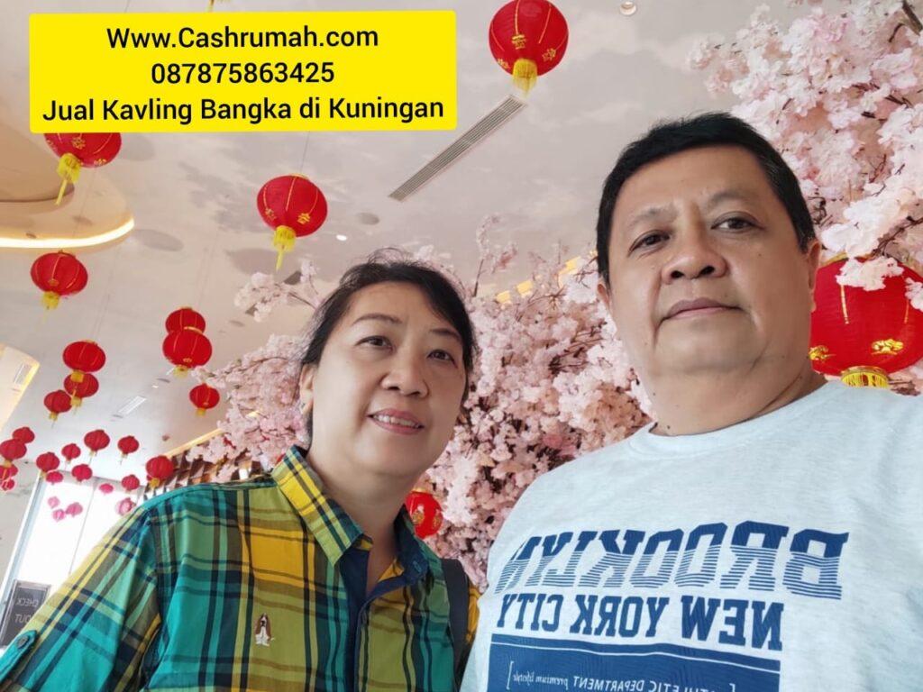 Jual Kavling Bangka  di Westin Kuningan Cashrumah 087875863425