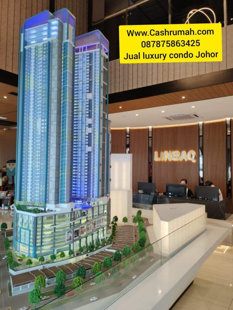 Jual Luxury Condo Johor Bahru Malaysia Tato 087875863425