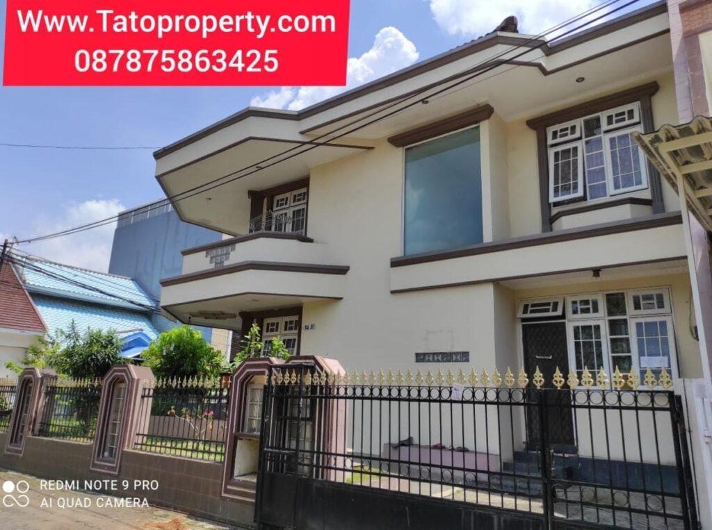 Rumah Citra Garden 2 Dijual cepat Shm Tato 087875863425