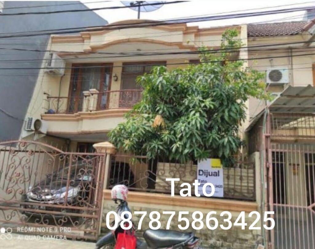 Rumah Taman Palem dijual di Citra Cashrumah Tato 087875863425