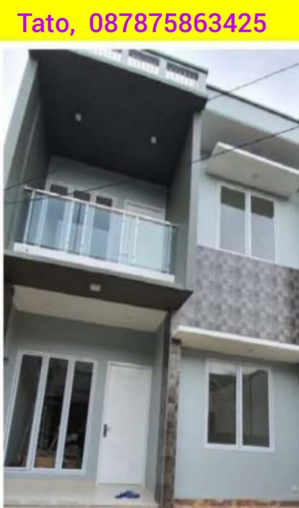 Jual Rumah Citra 3 baru 2.17 m nego Kpr bisa Tato 087875863425