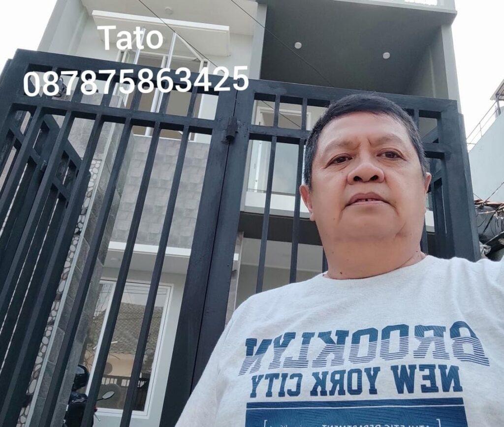 Rumah Citra Garden 3 Dijual 2.17 m Baru bagus Tato 087875863425