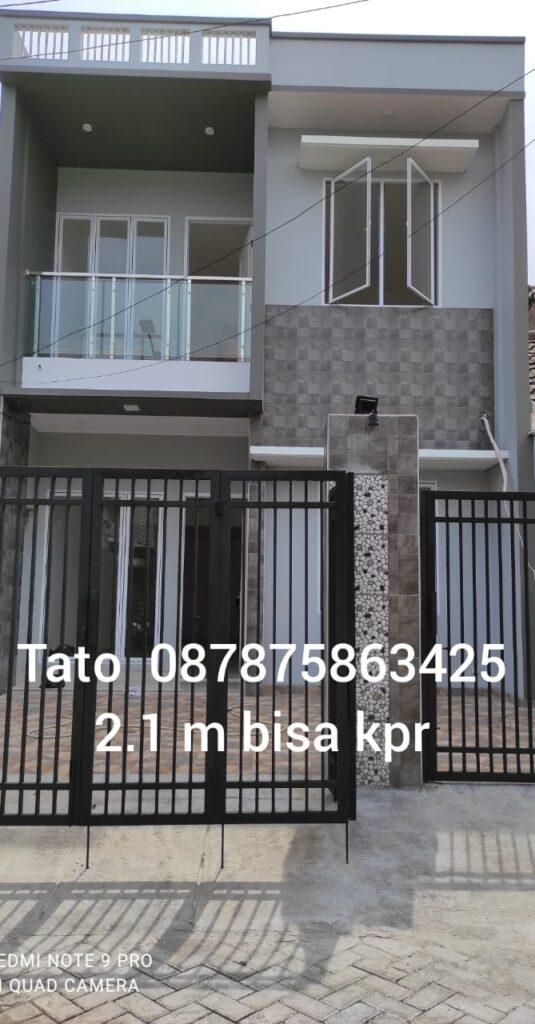 Rumah Baru Citra Garden dijual 2.15 m 2 lt Kalideres Tato 087875863425