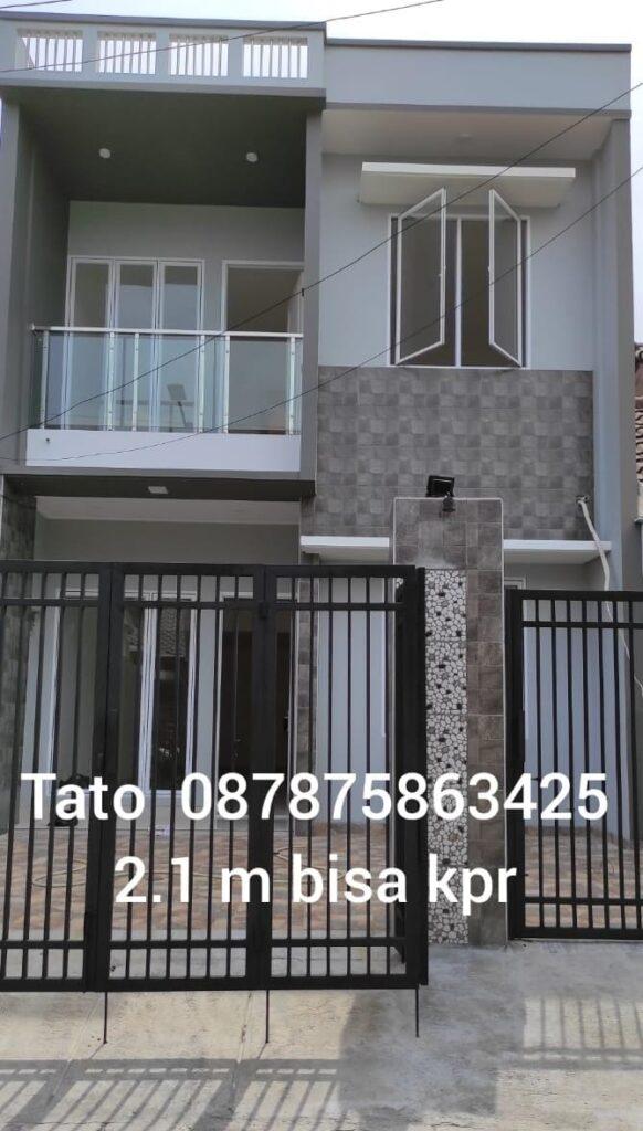 Rumah Baru Citra Garden 2.15 m Dijual di Season City Tato 087875863425