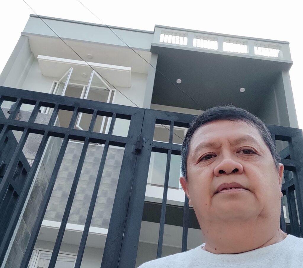 Rumah Baru Citra Garden 2.15 m Dijual di Sudirman Tato 087875863425