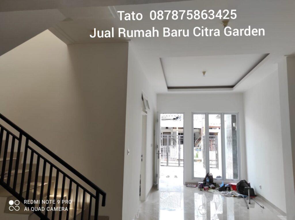 Rumah Baru Citra Garden 2.15 m Dijual di Thamrin Tato 087875863425
