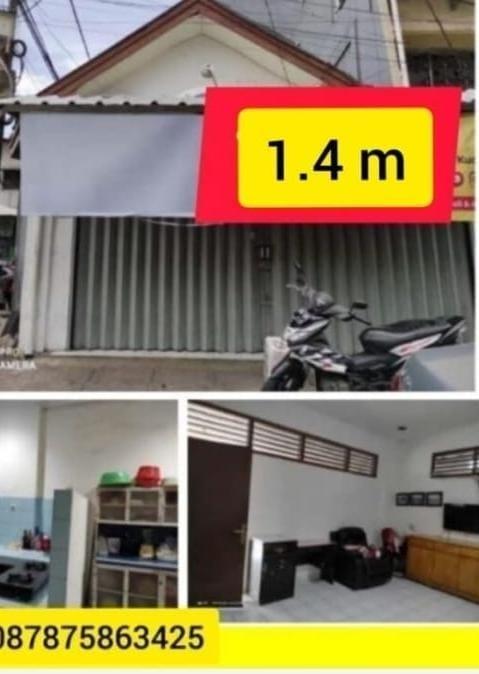 Jual Rumah Kebon Jahe Petojo 1.4 miliar Kpr Tato 087875863425