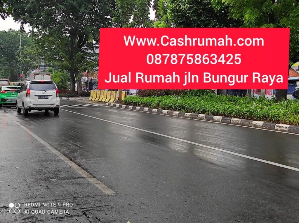 Jual Rumah jln Bungur Raya di Gunung Sahari Tato 087875863425