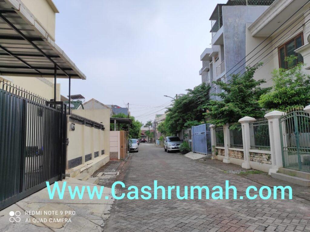 Daniel Jual Rumah Citra Garden hak milik Jakarta Barat 081934193455