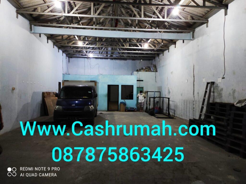 Dijual Gudang Kavling Daan Mogot Estate Kapuk 400 m 087875863425