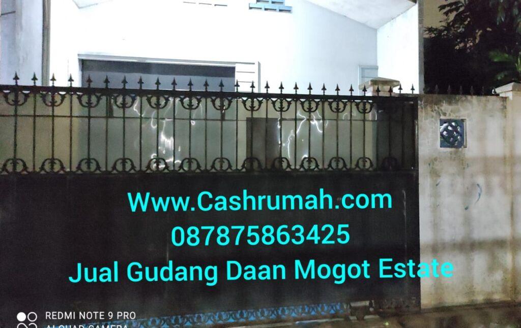 Jual Gudang Kavling Daan Mogot Estate Kapuk 400 m Shm 087875863425