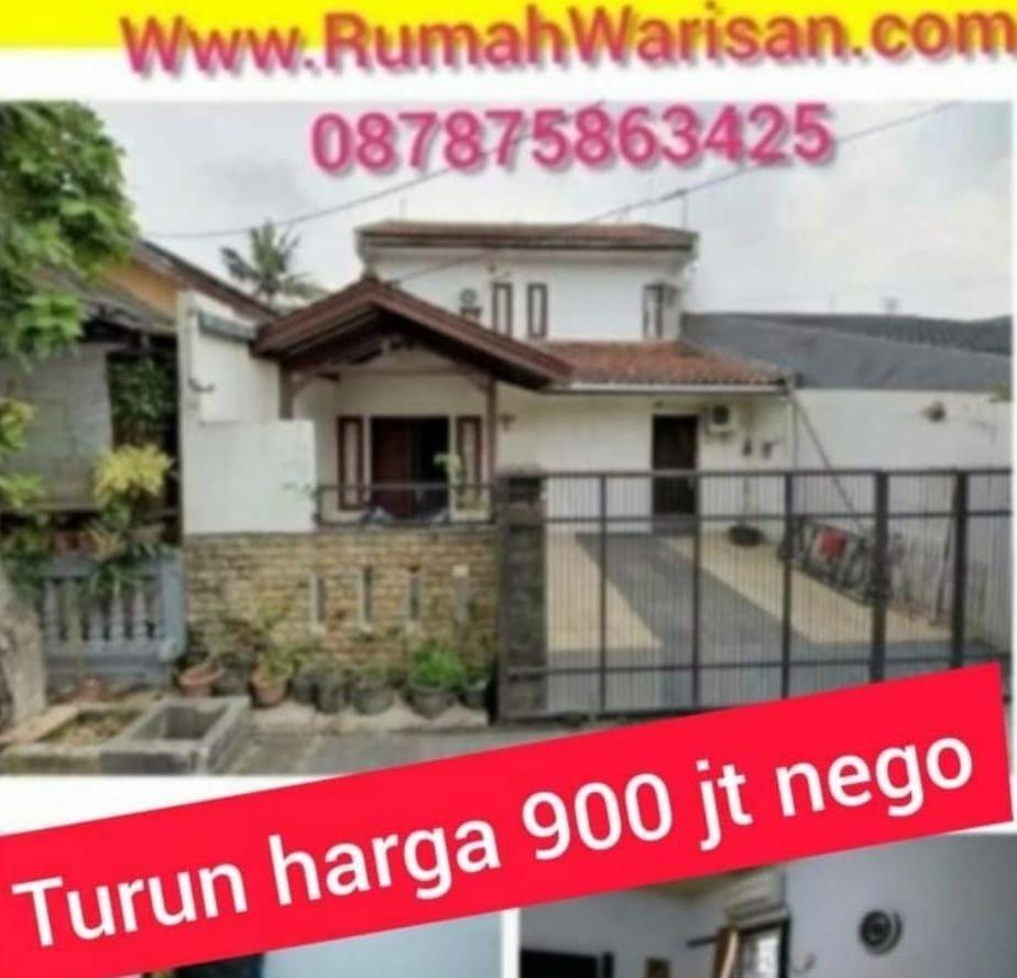 Jual Cepat Ciputat Baru Rumah 900 jt Tato 087875863425