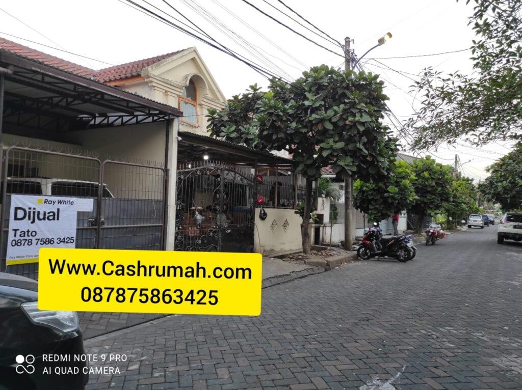 Cashrumah Jual Taman Semanan Indah Rumah 135m Tato 087875863425