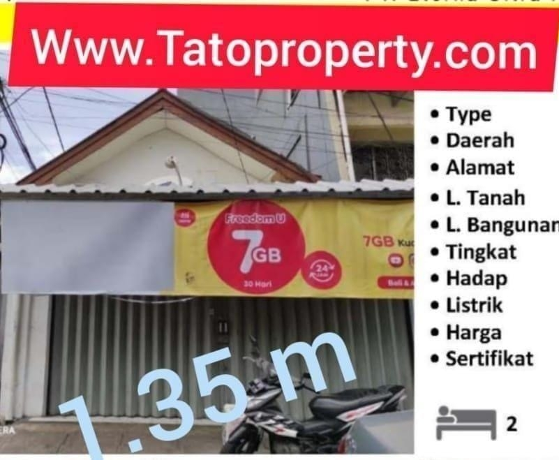 Ray White Citra Garden Jual Rumah Petojo Kebon Jahe 087875863425