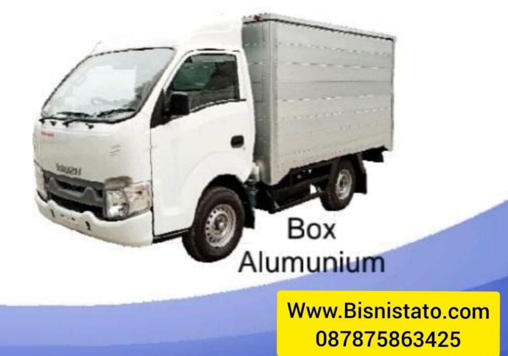 Jual Mobil Box Aluminium di Jakarta Tato Bisnistato 087875863425